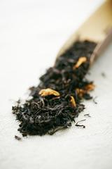 Ginseng herb tea