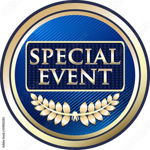 Special Event Blue Label