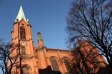 Gethsemanekirche in Berlin-Prenzlauer Berg