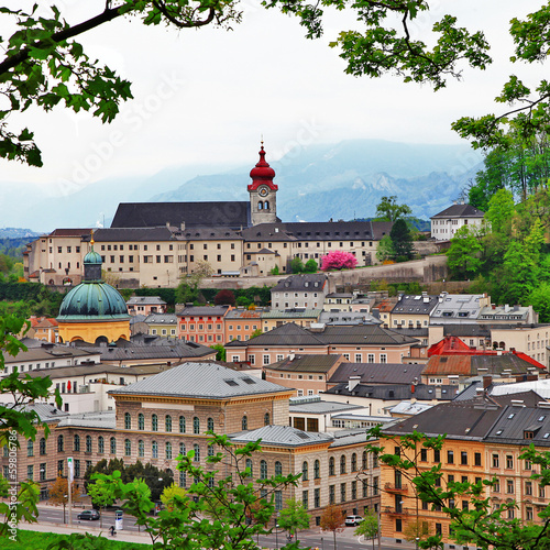 beautiful Salzburg,Austria