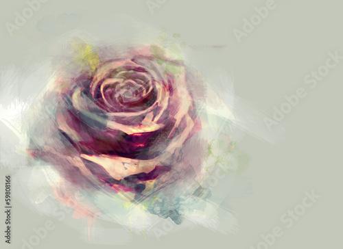 kwiat-abstract-tlo
