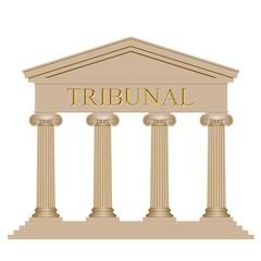 Façade tribunal