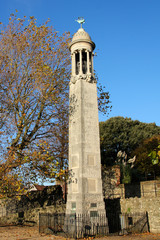 Mayflower Memorial Southampton
