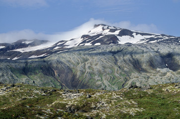Snaefellsnes volcano 1. Iceland