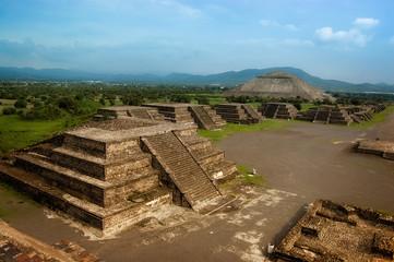 Pirámide de la Luna, Teotihuacan
