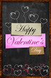 Happy Valentine's Day on Blackboard