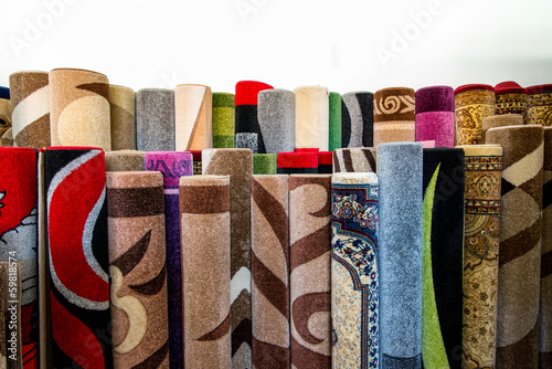 Stack Of Rugs - 59818574
