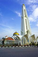 Minaret of the Malacca Straits Mosque