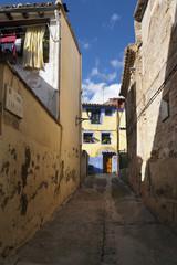 Calle Caracol en Agreda
