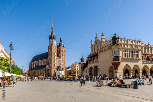 Zdjęcia na płótnie, fototapety, obrazy : Kraków