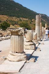 Scavi archeologici di Efeso Turchia