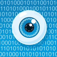Spyware eyeball