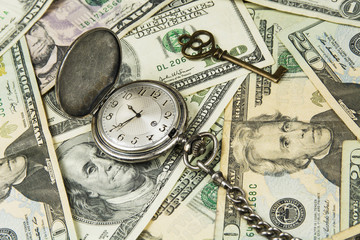 Time is the key to Financial Success