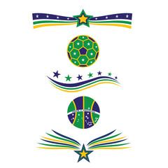 Vector Brasil icons