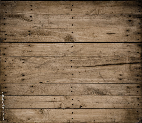 Tuinposter Hout nature pattern detail of pine wood decorative old box wall text