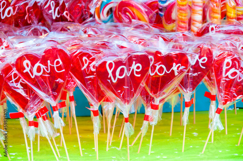 Love lollypop