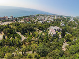 Coastal area with Yusupov Palace and Park