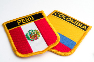 peru and colombia