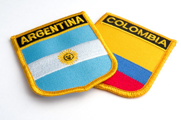 argentina and colombia