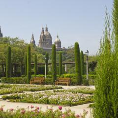 Barcelona Royal Palace
