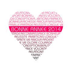Bonne Année 2014 avec des résolutions à la clé
