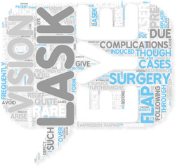 Concept of How To Avoid Complications With LASIK Surgery