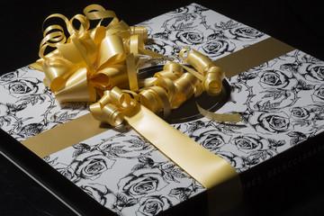 Caja preparada para regalo