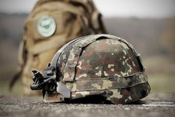 Modern Military Helmet