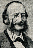 Jacques Offenbach, German-born French composer