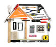 Tools in the Form of House - 59847122