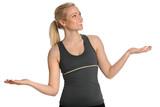 Young Woman Juggling