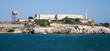 Alcatraz jail in San Francisco