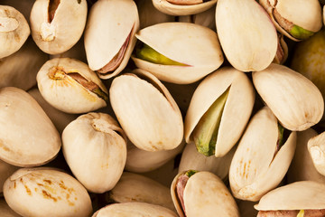 Group of Pistachios