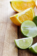 Oranges and lime c