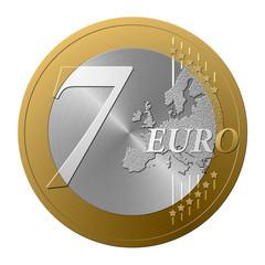 euro font