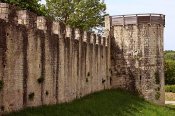 rempart de château