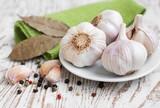 Fototapety Garlic