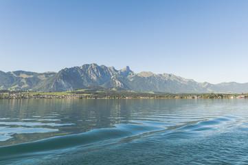 Stockhorn, Thunersee, Thun, Schweizer Alpen, Schweiz