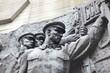 WWII memorial in Kiev, Ukraine