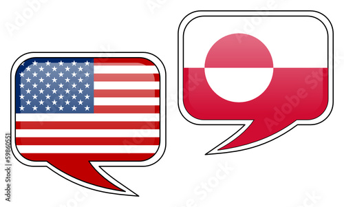 Conversation: USA and Greenland