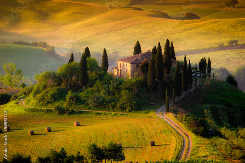 Tuscany, countryhouse - 59861772