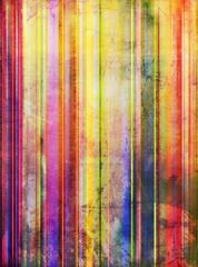 aquarell abstrakt alt streifen