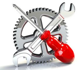 Reparatur  Service Wartung