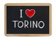 I love Torino