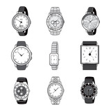 Wristwatch Elegant Collection