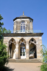 Gotische Bibliothek, Potsdam (Germany)