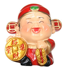 God of Prosperity Figurine
