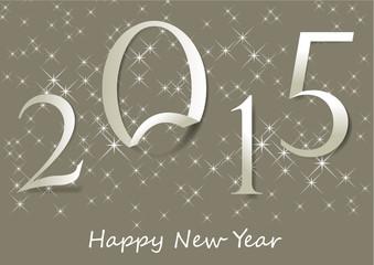 Nouvel an 2015, Happy New Year - Saint Sylvestre