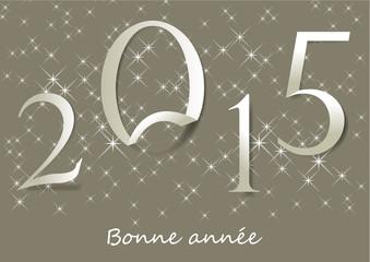 Nouvel an 2015, Bonne année - Saint Sylvestre
