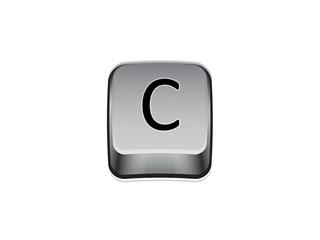 Tasto C tastiera computer